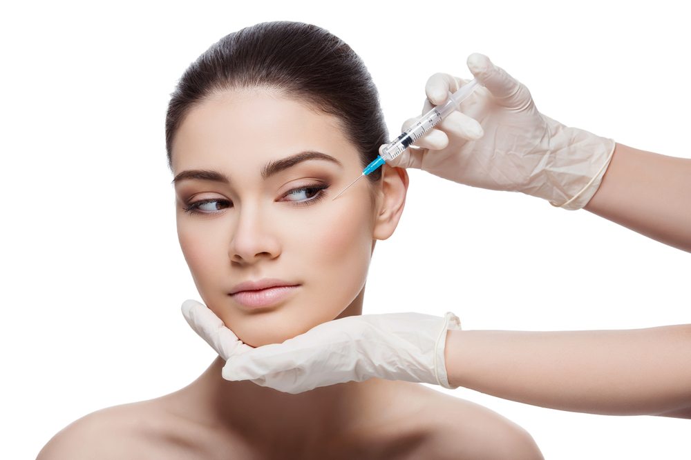 Botox around the eyes and its results | ASPS