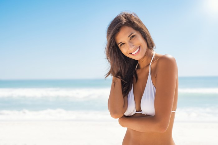 breast augmentation results for beach season