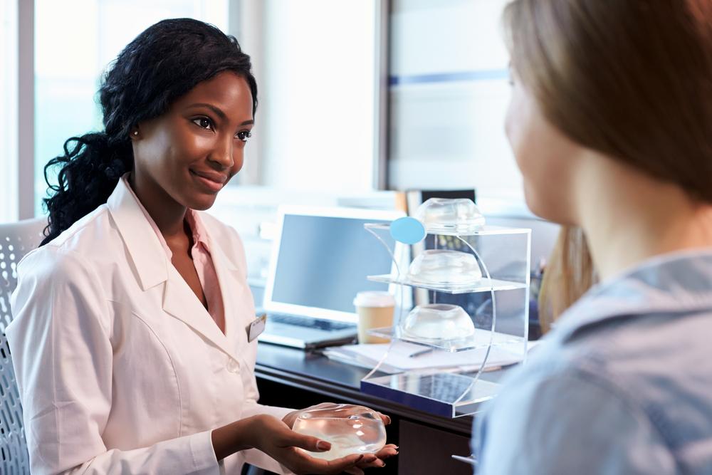 Preparing for breast augmentation