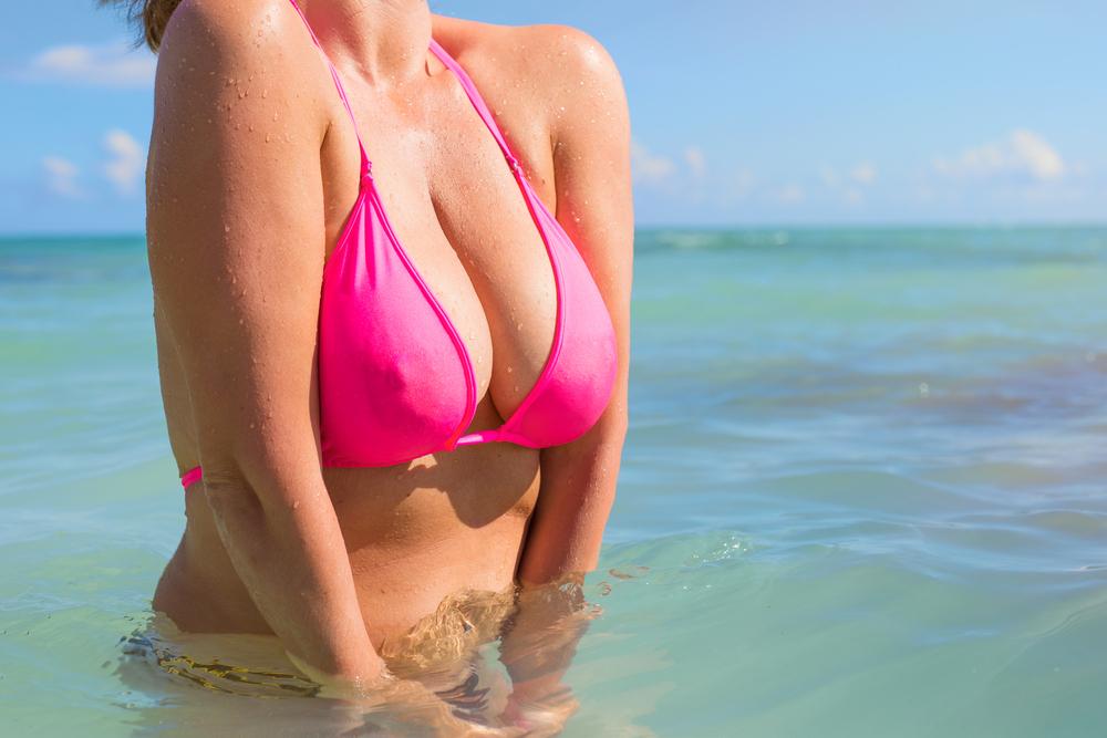секс женщины с висячей грудью видео скором