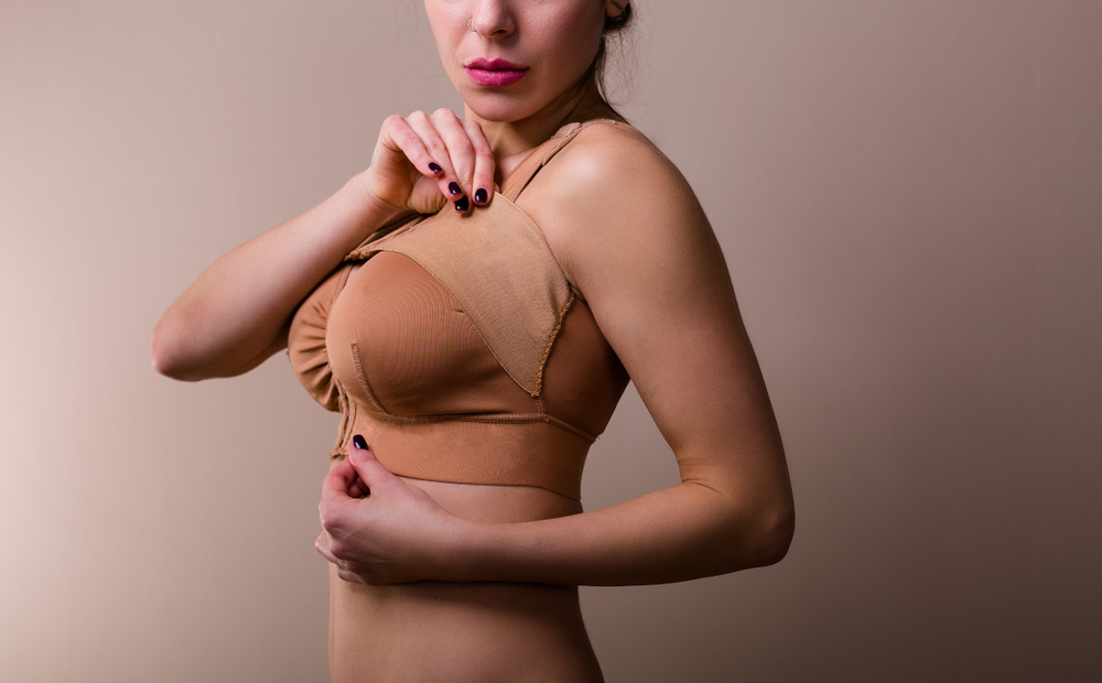 Nothing tell after breast augmentation recovery and