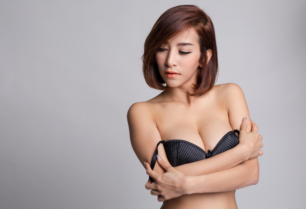 Biggest silicon breast