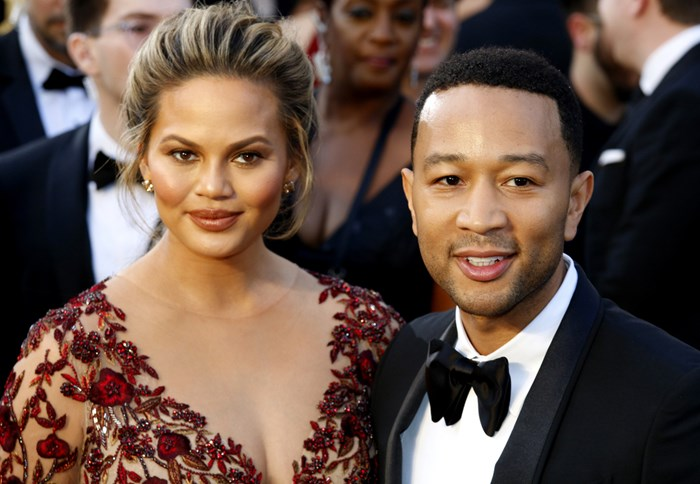 Chrissy Teigen removed her breast implants