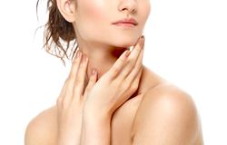 Plastic surgery options for patients with a small or recessed chin