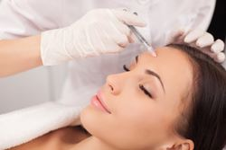 What does an FDA approval mean for cosmetic treatments and devices?
