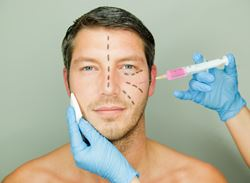 What can plastic surgery offer men?