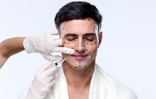 Most Commonly Requested Plastic Surgery For Men Asps