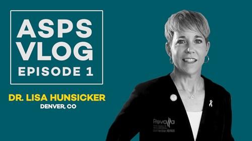 ASPS Vlog Ep. 1 – Tummy Tuck Surgery