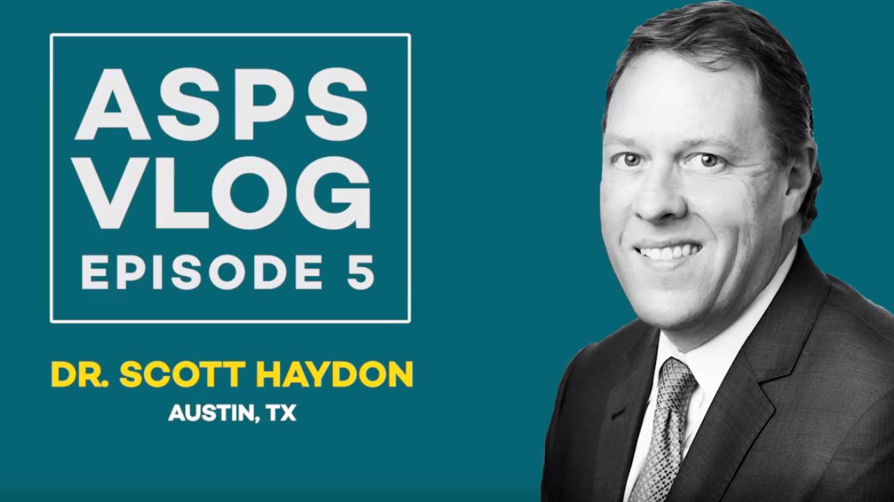 ASPS Vlog: Office Visit Haydon