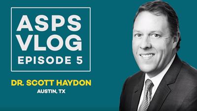 ASPS Vlog Ep. 5 – Office Visit with Scott Haydon, MD
