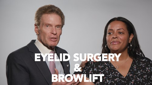 Eyelid Surgery or Brow Lift?