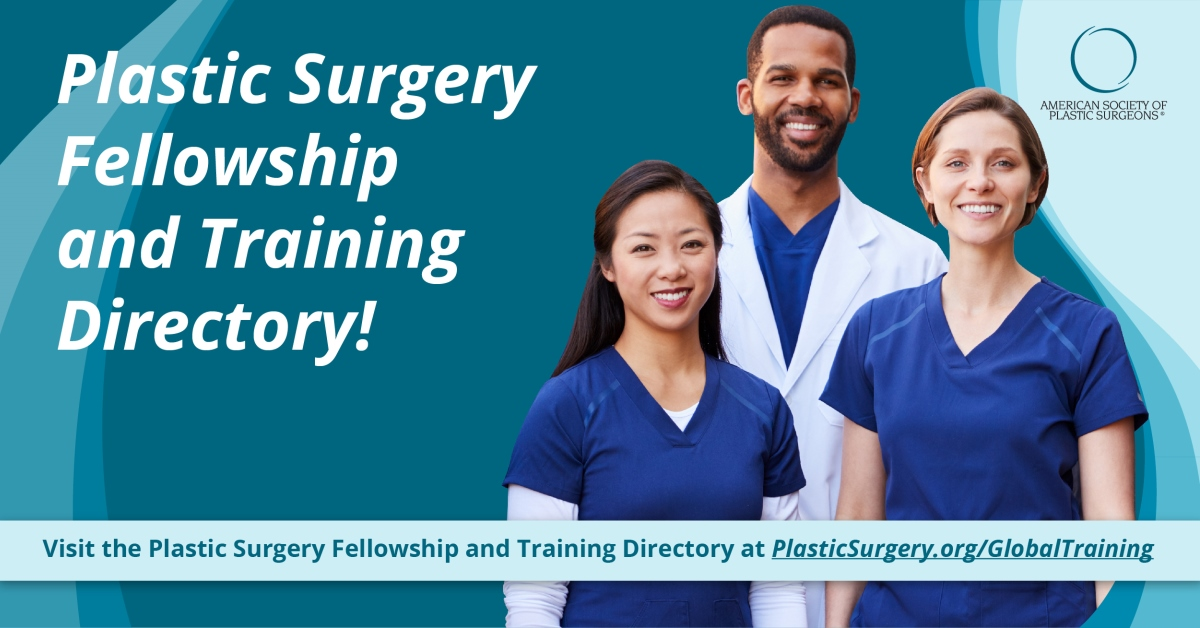 Plastic Surgery Fellowship and Training Directory