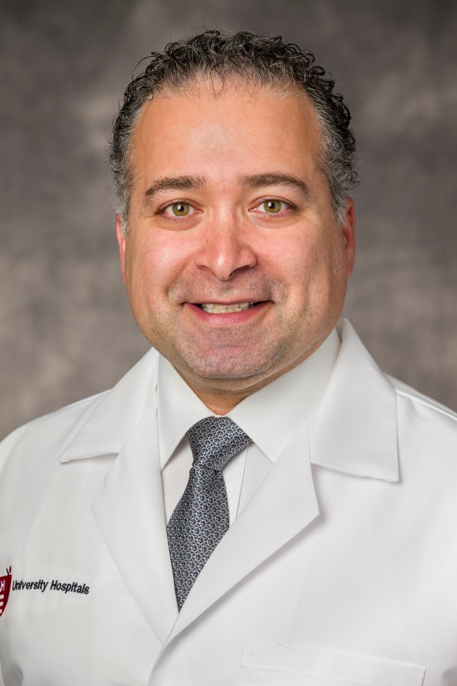 Amir Ghaznavi, MD YPS Steering Committee