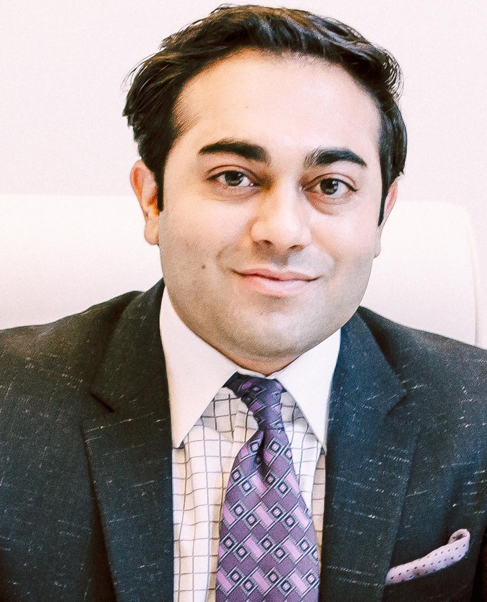 Sachin Shridharani, MD YPS Steering Committee